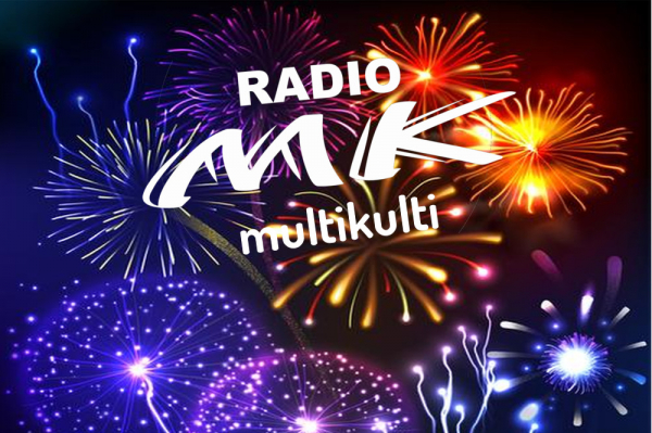 4.5 Stunden - Happy New Year 2021 vom Radio MK multikulti DAB+