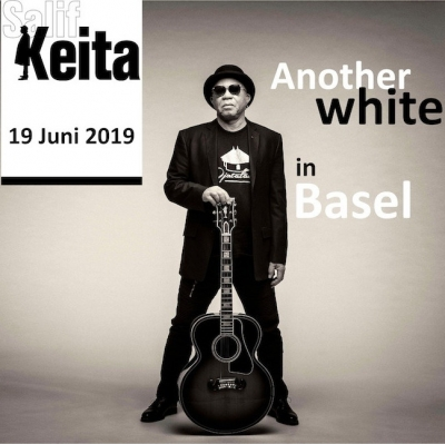 Salif Keita 19. Juni 2019 im Musical-Theater in Basel