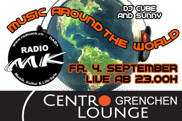 Live in der Centro Lounge Grenchen