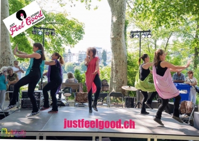 Just Feel Good am virtuellen multikulti Festival der Kulturen am 22.-24. Mai 2020