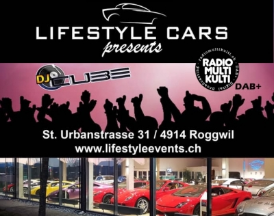 LifeStyle Dance & Cars in Roggewil